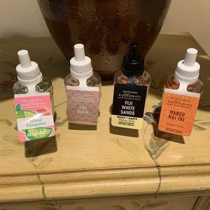 Bath & Body Works Tropical Wallflower Bundle NWT